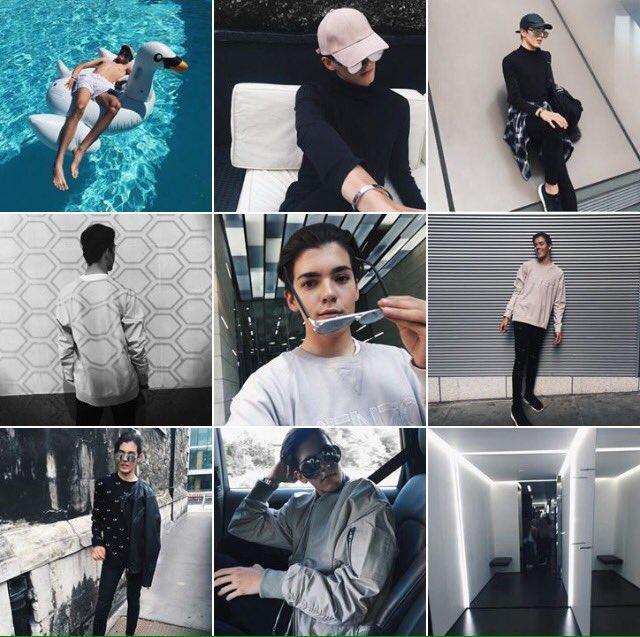 Favoriete Instagramaccounts