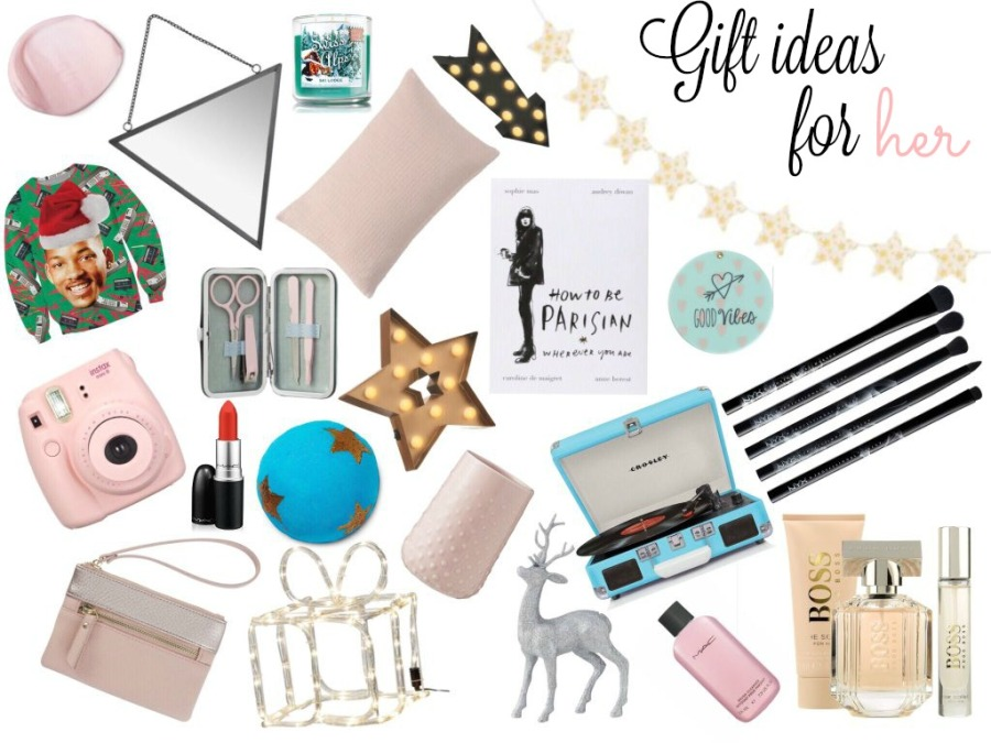 55 Gift ideas for HER